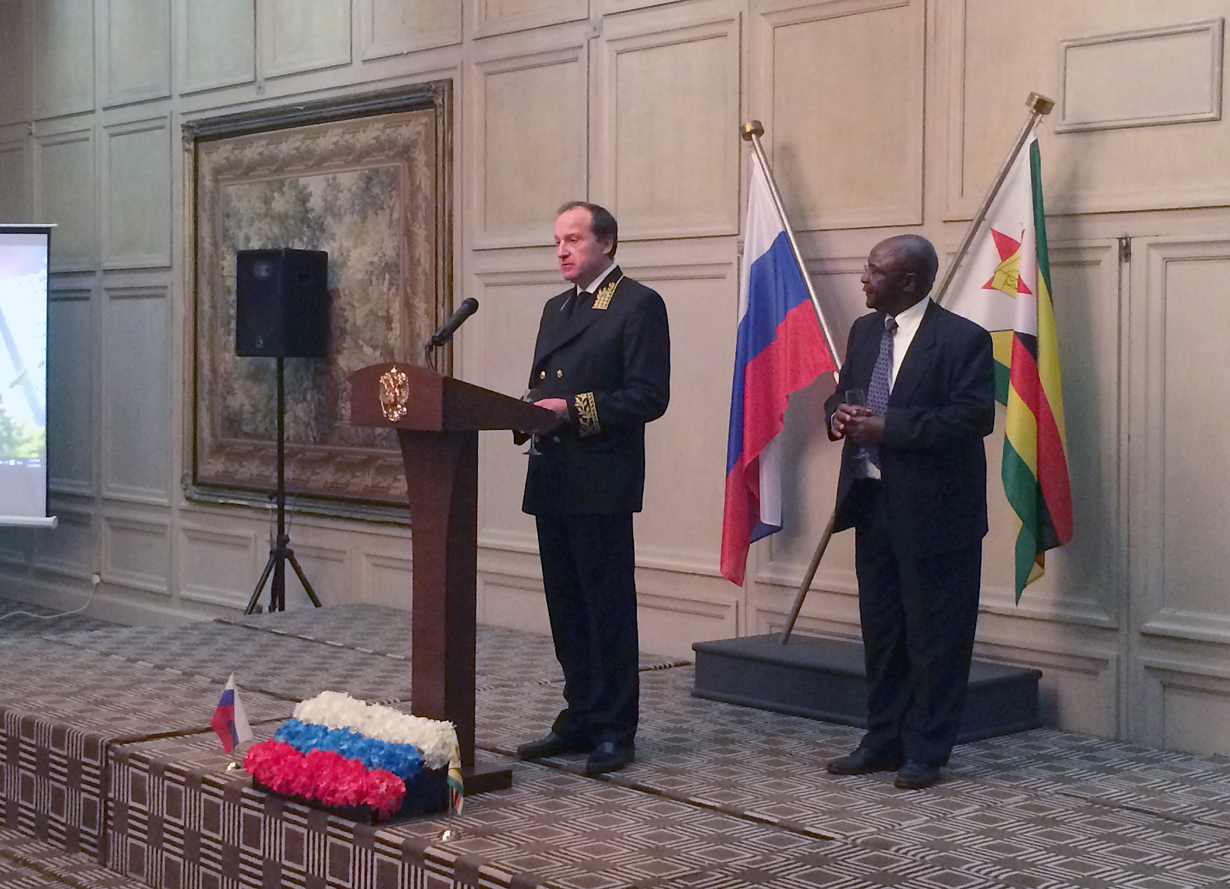 Russia Day Celebrations by the Russian Embassy in Zimbabwe