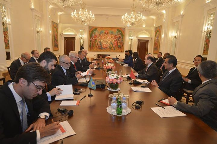 Press release on the Meeting of BRICS Foreign Ministers