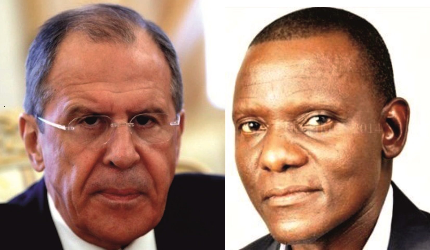 Foreign Minister Sergey Lavrov congratulated his Malawian colleague