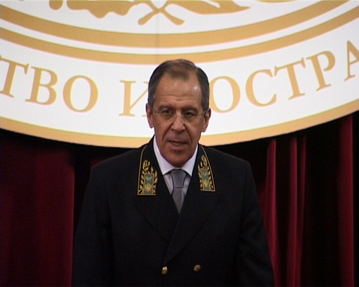 The Day of a Diplomat, February 10, 2015