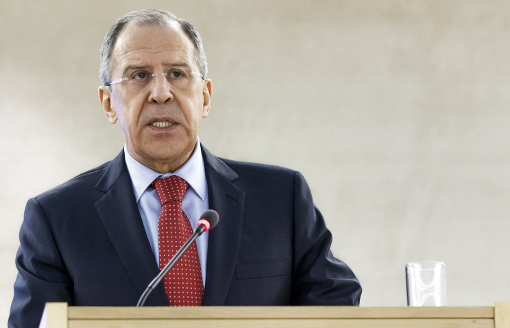 Speech by the Russian Foreign Minister, Sergey Lavrov, during the high-level segment of the 25th session of the United Nations Human Rights Council