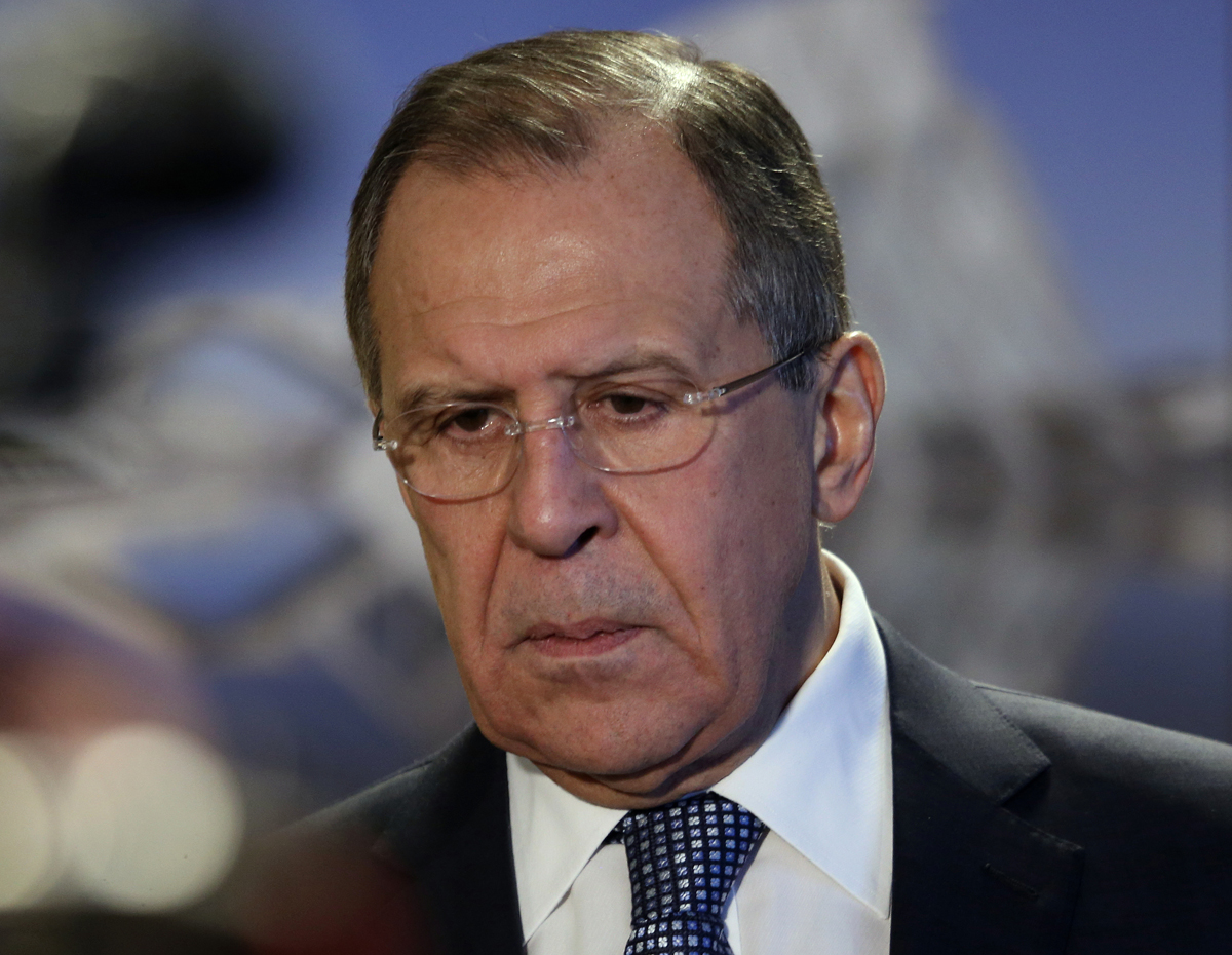Sergey Lavrov's statement and answers to media questions at the news conference following talks with John Kerry