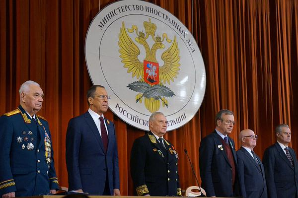 Sergey Lavrov's remarks at a gathering for the 70th anniversary of Victory in the Great Patriotic War