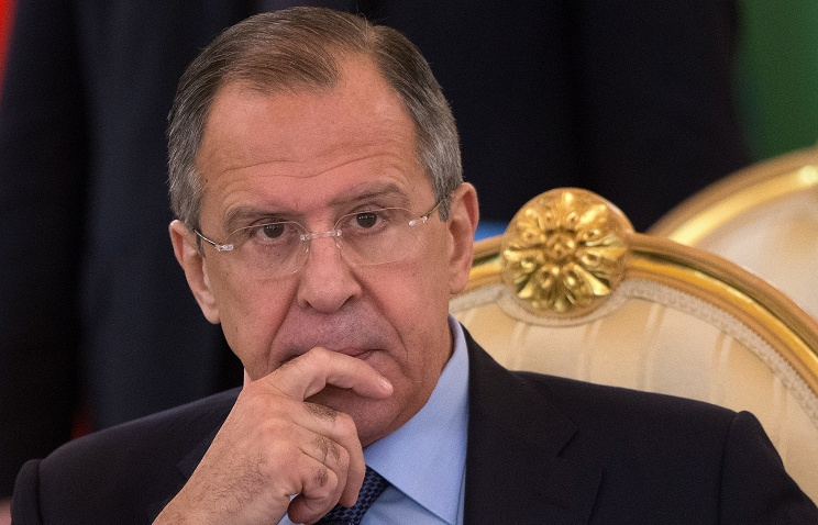 Russia's Foreign Minister Sergey Lavrov turns 65