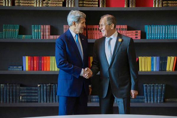 Sergey Lavrov's speech at news conference after talks with US State Secretary John Kerry