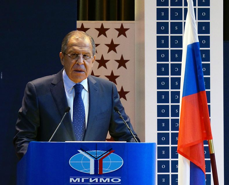 FM Sergey Lavrov's statement and answers to questions at a meeting with students and faculty of MGIMO University