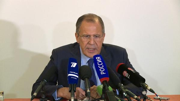Sergey Lavrov's comments after the Normandy format foreign ministers meeting
