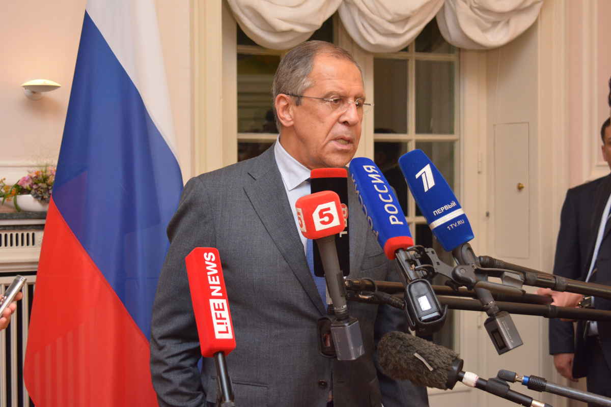 FM Sergey Lavrov's remarks and answers to media questions following a meeting of the Normandy four foreign ministers