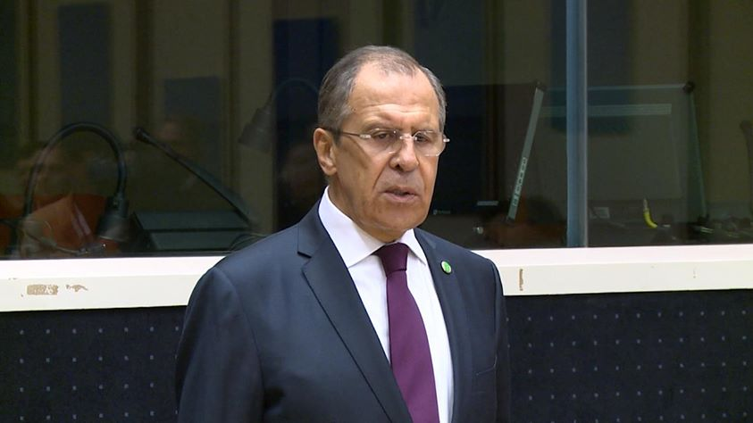 Sergey Lavrov's speech after a meeting of the Committee of Ministers of the Council of Europe