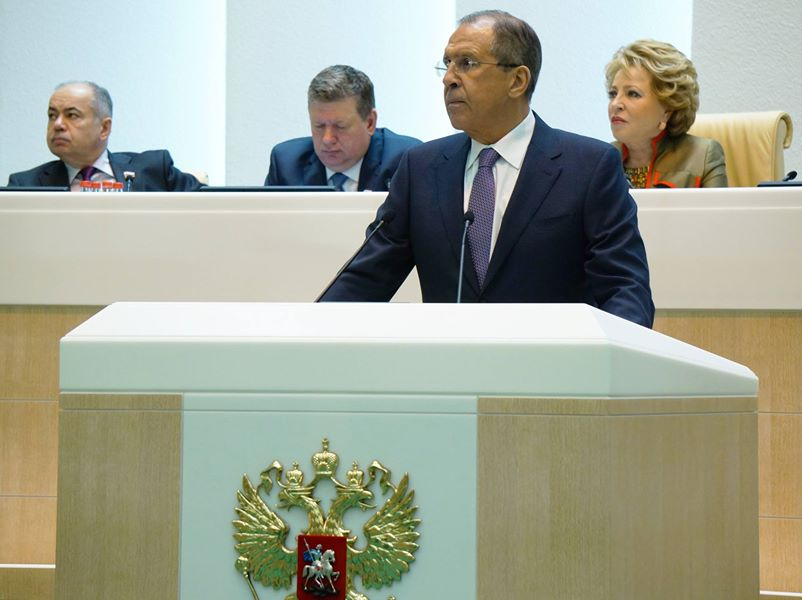 Sergey Lavrov's remarks and answers to questions during Government Hour at the Federation Council of the Federal Assembly