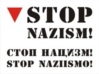 Approval of a resolution against the glorification of Nazism