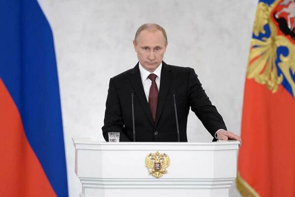 Address by President of the Russian Federation on Crimea