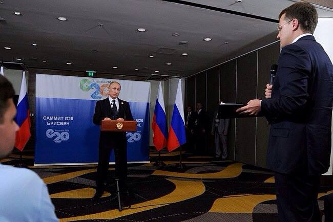 Press statement and replies to journalists' questions following the G20 summit