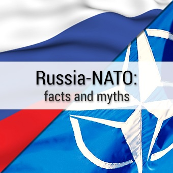 RUSSIA-NATO: Facts and Myths