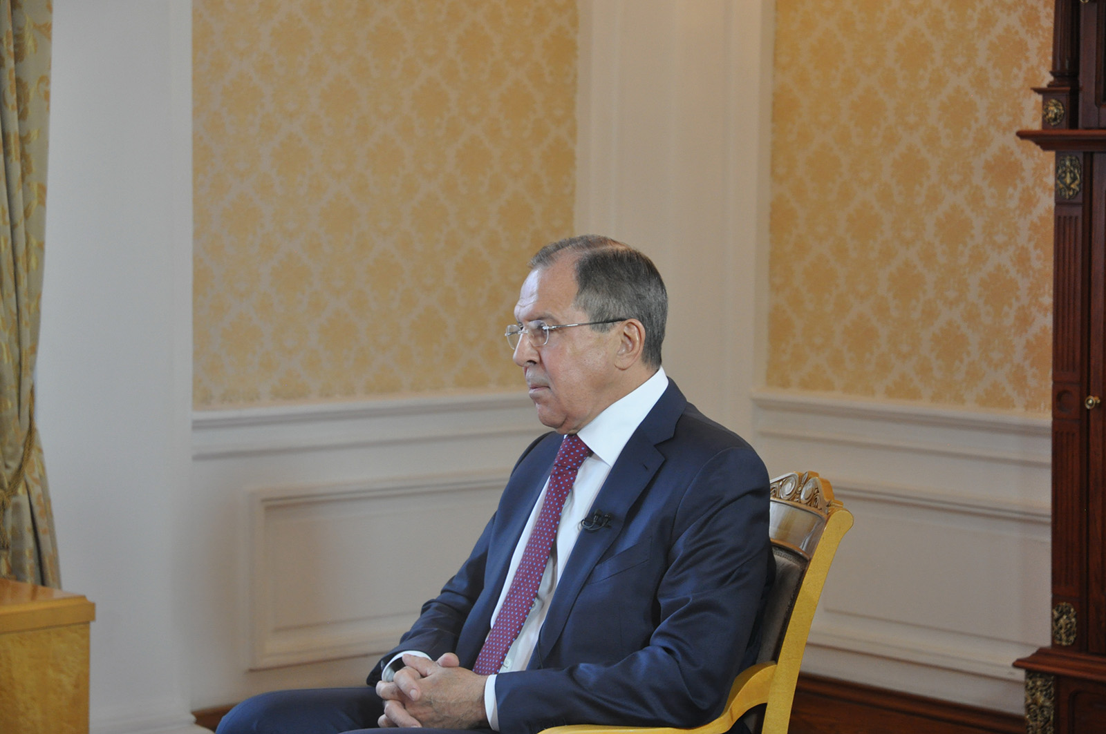 Foreign Minister Sergey Lavrov's interview with Rossiya Segodnya